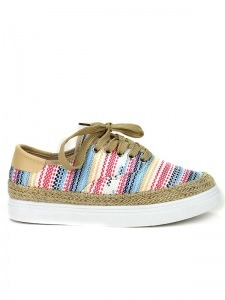 Baskets  Multicolore, Chaussures Femme, Cendriyon