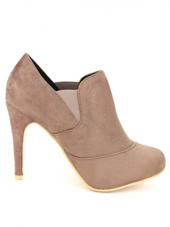 Lows Boots Taupe CREALINE