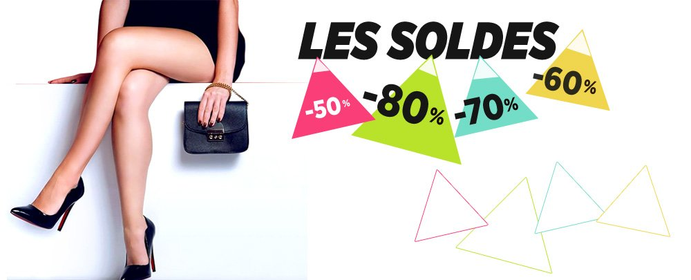 Chaussures femme, Soldes