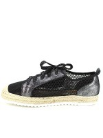 Derbies Espadrilles Black SIXTH SENS, image 03