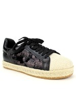 Basket Noire brillant LADY GLORY, image 02
