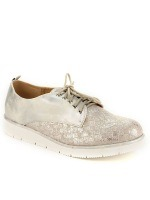 Derbies Color argent AZALEE, image 02