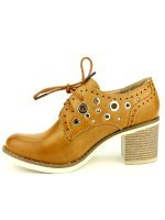 Low Boots Caramel JOELLE, image 02
