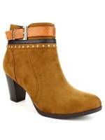Boots Caramel JOELLE, image 02