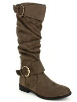 Bottes color Taupe BELLO STAR, image 02