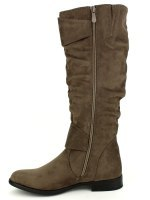Bottes color Taupe BELLO STAR, image 03