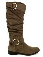 Bottes color Taupe BELLO STAR, image 01