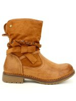 Bottines Caramel