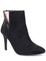 Low Boot Noire EVANA Chic, image 02