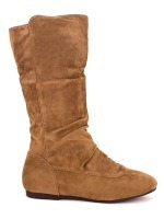 Bottes Taupe