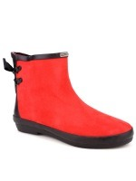 Bottine de pluie Rouge FASHION Mode, image 02