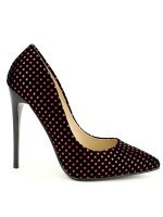 Escarpins Rouge