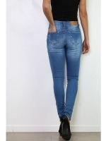 Jeans Bleu BY SWAN Mode, image 03