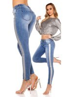 Jean Sexy skinny Jeans With Glitter, image 04