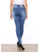 Jeans Skinny Bleu ABYSS, image 03