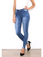 Jeans Skinny Bleu ABYSS, image 01