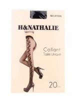 Collant Chic ACROLA H&NATHALIE, image 01