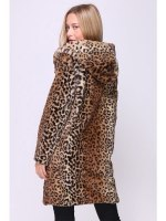 Manteau Long LEOPARD, image 02