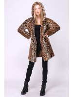 Manteau Long LEOPARD, image 03