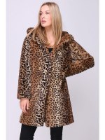 Manteau Long LEOPARD, image 01