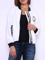 Veste BY SWAN Blanche, image 01