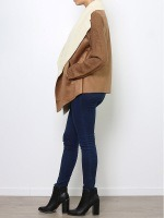 Veste simili peau cuir MY SOFTY, image 03