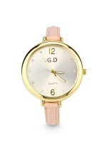 Montre Rose GD Quartz, image 01