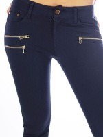 Pantalon denim blue LATYS, image 03