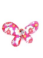 Jolie Broche Tissus GIRLY, image 01