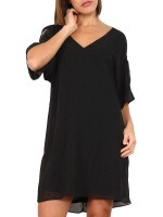Robe Noire WHY NOT Chic, image 01