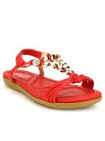 Sandale simili Rouge CINKS, image 02