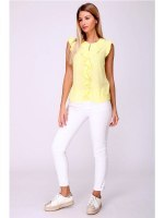 Tops Jaune JULIA, image 02