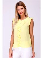 Tops Jaune JULIA, image 01