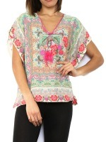 Tops Colors Fushia JOWELL, image 01