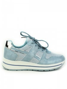 Baskets  Turquoise, Chaussures Femme, Cendriyon