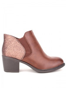Bottines  Marron, Chaussures Femme, Cendriyon