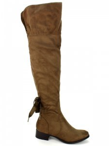 Bottes  Taupe, Chaussures Femme, Cendriyon