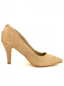 Escarpins  Taupe, Chaussures Femme, Cendriyon