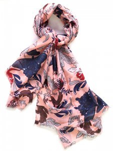 Foulards  Rose, Accessoires, Cendriyon