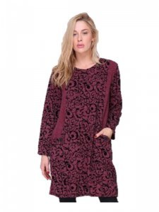 Robes  Bordeaux, Vêtements Femme, Cendriyon