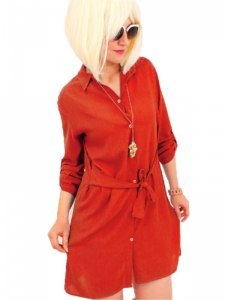 Robes  Orange, Vêtements Femme, Cendriyon