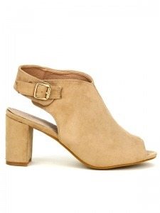 Sandales  Beige, Chaussures Femme, Cendriyon