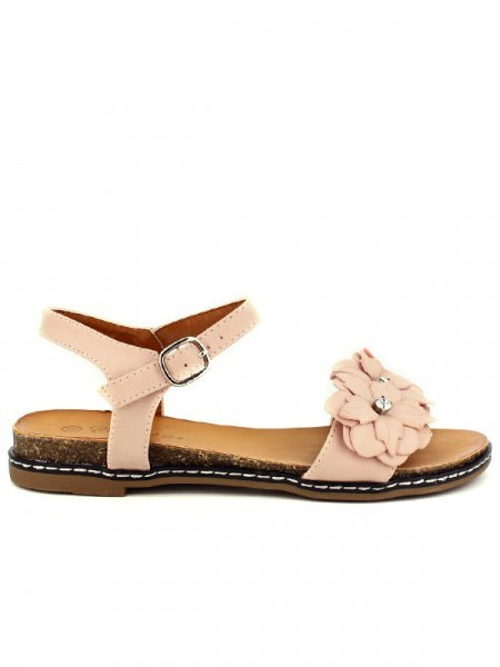 Sandales Rose, Chaussures Femme, Cendriyon 64899a2c8734