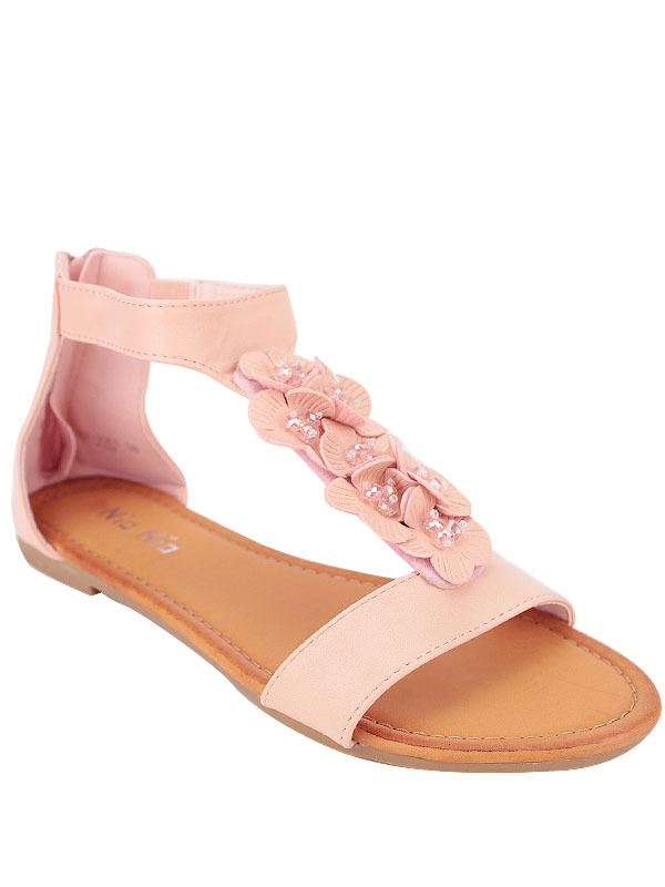 Chaussures roses femme
