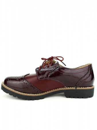 Derbies Bordeaux Colors CINKS ME, image 02