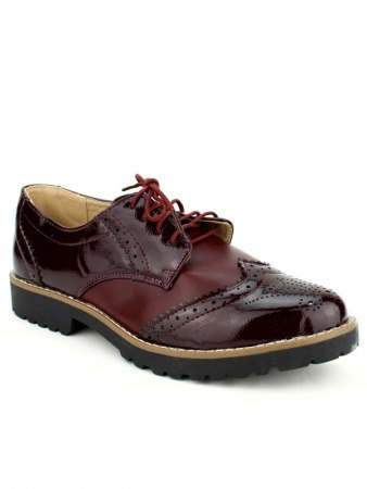Derbies Bordeaux Colors CINKS ME, image 03