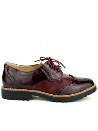 Derbies Bordeaux Colors CINKS ME