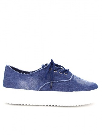 Basket SLIPPERS Blue LIKE'S