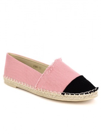Espadrille BELLO STAR Rose , image 02