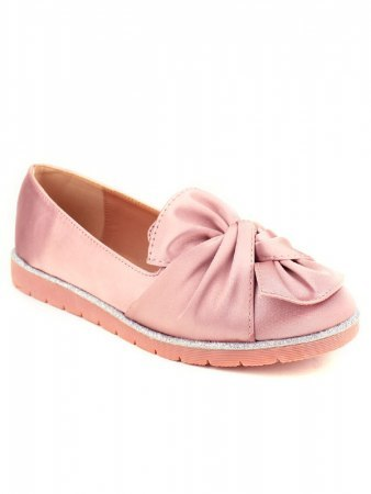 Derbies Pinks Satinée LIBRA POP, image 02